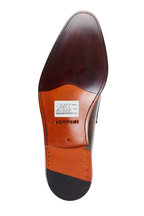 Bontoni - Principe Chocolate Leather Penny Loafer
