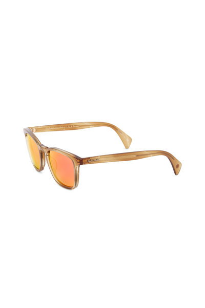 Paul Smith - Shawbury Havana Nectar Tortoise Sunglasses