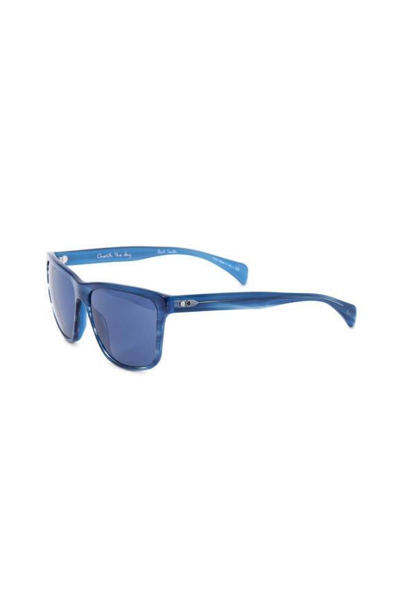 Paul Smith Kingsmill Blue Chalcedony Sunglasses