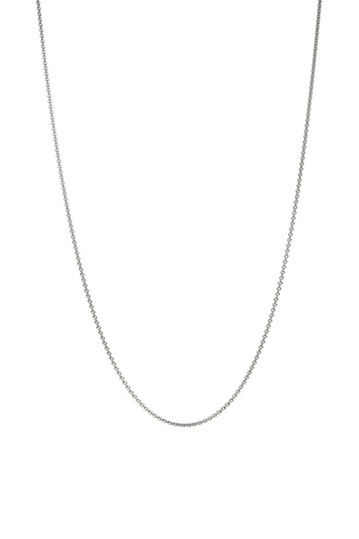 Paul Morelli - Meditation Bells Sterling Silver Chain Necklace