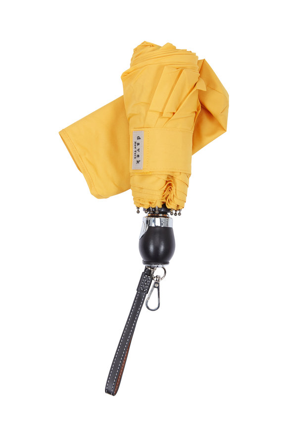 Davek  Yellow Traveler Umbrella
