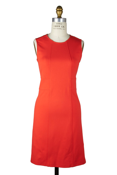 Belstaff - Wellbourne Scarlet Jersey Dress