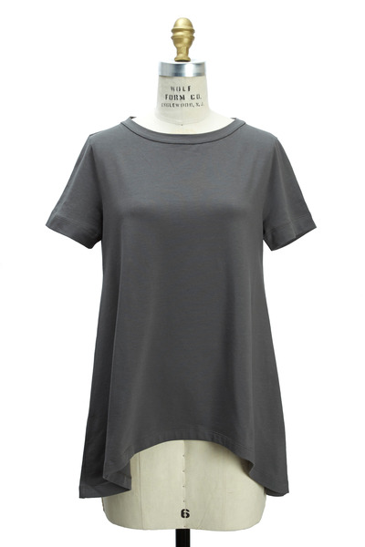 Brunello Cucinelli - Army Cotton T-Shirt