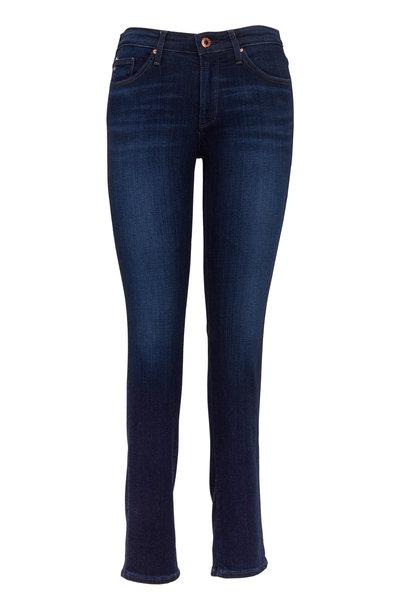 AG - The Prima Jetsetter Mid-Rise Cigarette Jeans