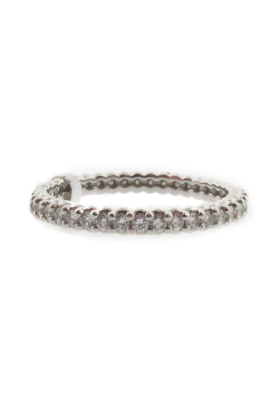 Paul Morelli - Platinum Diamond Eternity Band