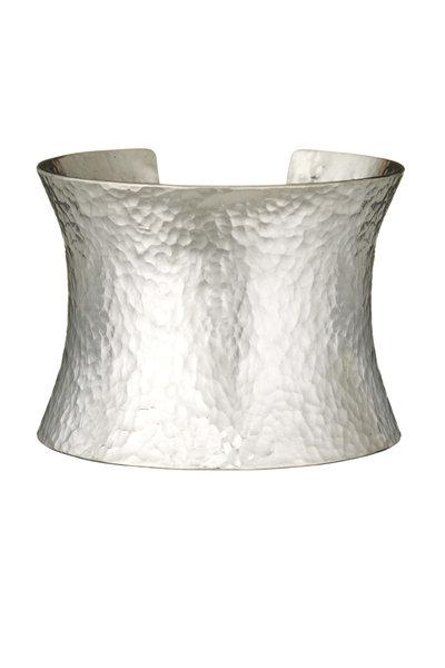 Yossi Harari - Sterling Silver Corset Cuff Bracelet