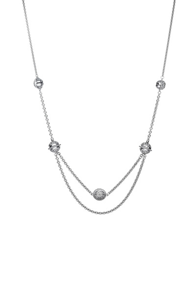 Paul Morelli - Meditation Bell Sterling Silver Necklace