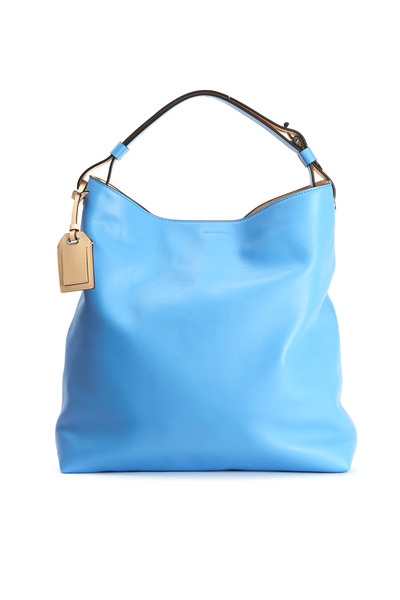 Reed Krakoff - RDK Sky Blue Leather Hobo