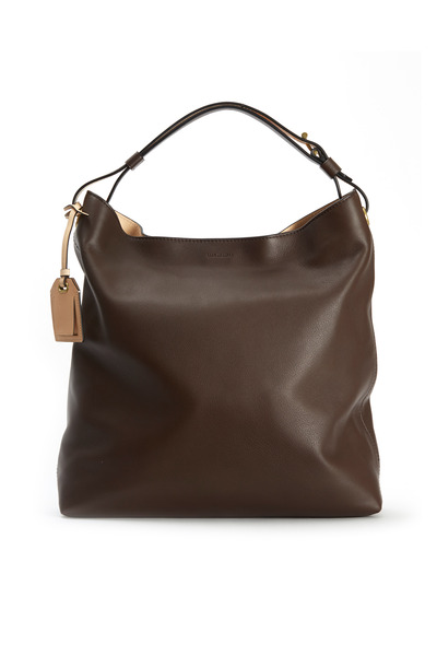 Reed Krakoff - RDK Bark Brown Leather Hobo