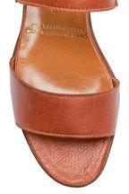 Gravati - Brown Leather City Sandal, 40mm