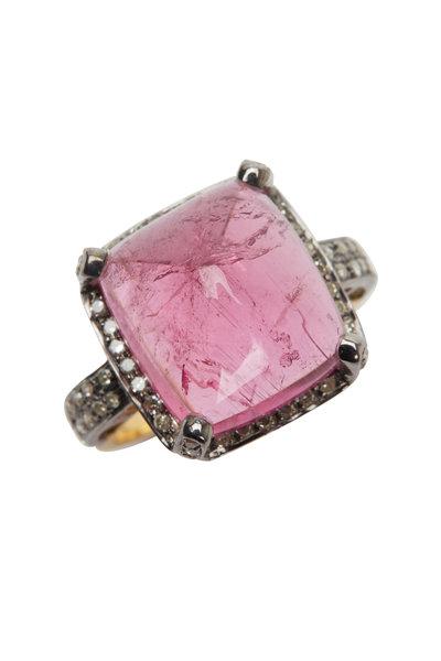 Loren Jewels - Cushion Cut Stone Ring