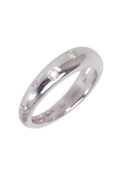 Kwiat - 18K White Gold Diamond Ring