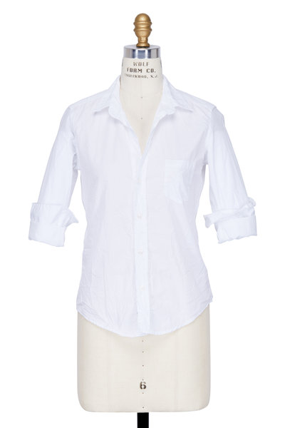 Frank & Eileen - Barry White Classic Button Down