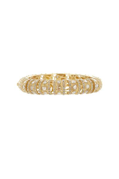 Coomi - 20K Yellow Gold Vitality Stretch Bracelet