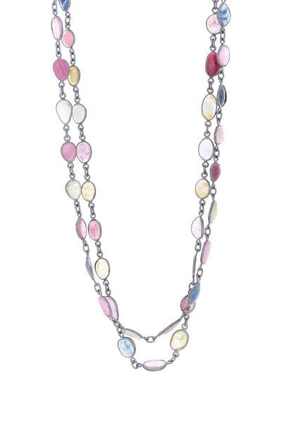 Loriann - Sterling Silver Accessory Chain