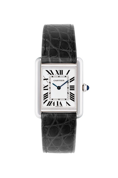 Cartier - Tank Solo Watch, Small Model