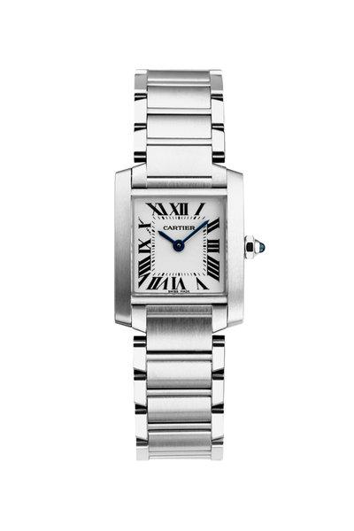 Cartier - Tank Française Watch, Small Model