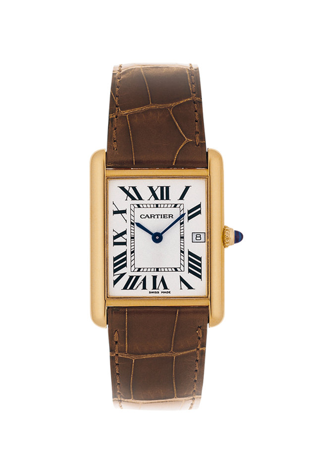 Tank Louis Cartier Watch, Large Model