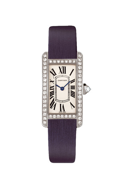 Cartier - Tank Américaine Watch, Small Model