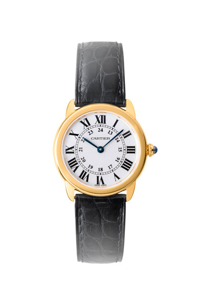 Cartier - Ronde Solo de Cartier Watch, Small Model