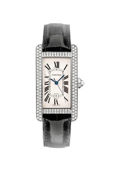 Cartier - Tank Américaine Watch, Medium Model
