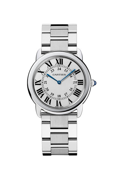 Cartier - Ronde Solo Watch, Large Model