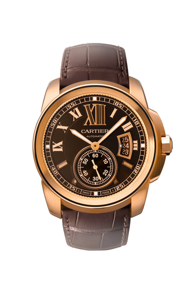 Calibre de Cartier Watch, 42mm