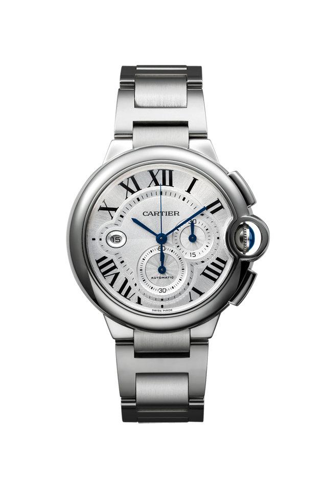 Ballon Bleu Chronograph Watch, 44mm