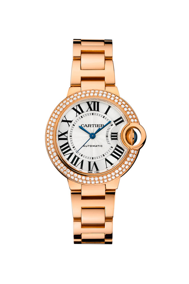 Ballon Bleu de Cartier Watch, 33mm