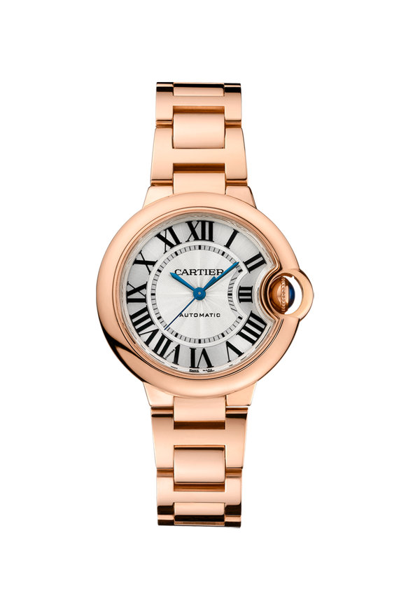 Cartier Ballon Bleu de Cartier Watch, 33mm