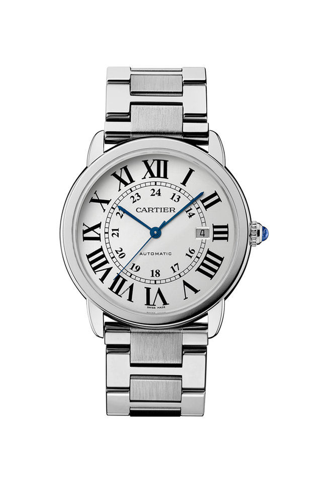 Ronde Solo de Cartier Watch, Extra-Large Model