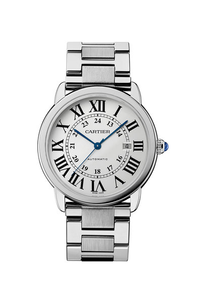 Cartier - Ronde Solo de Cartier Watch, Extra-Large Model