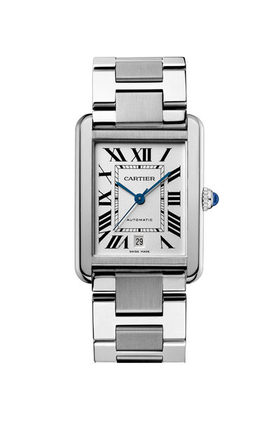 Cartier - Tank Solo Watch, Extra-Large Model