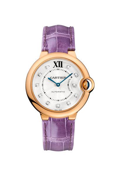 Cartier - Ballon Bleu de Cartier Watch, 36mm