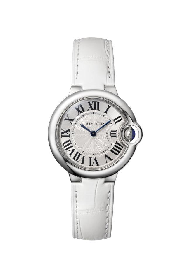 Ballon Bleu de Cartier Watch, 33mm
