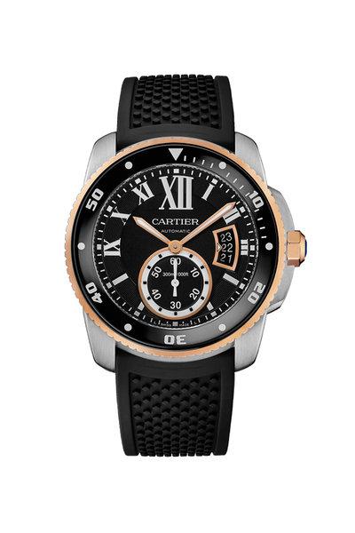 Cartier - Calibre de Cartier Diver Watch, 42mm