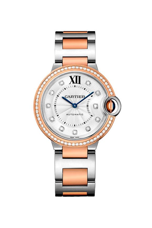 Cartier Ballon Bleu de Cartier Watch, 36mm