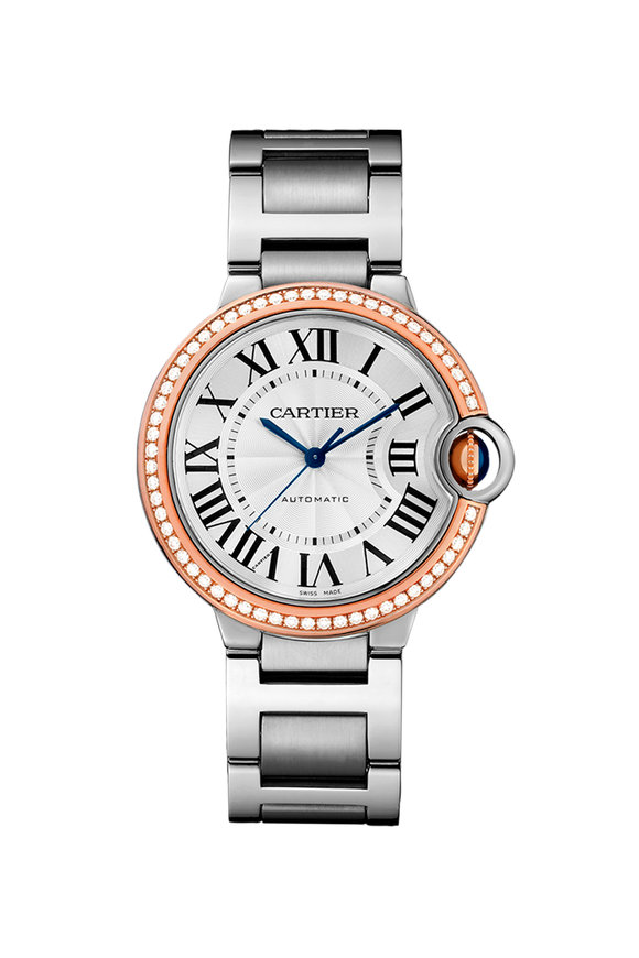 Cartier Ballon Bleu de Cartier Watch, 36mm