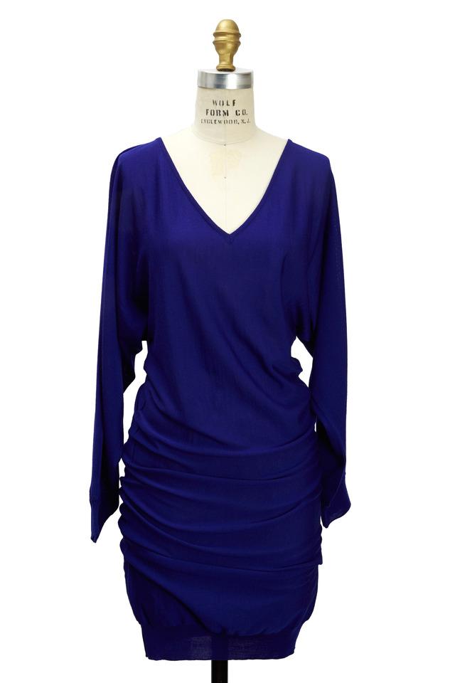 Royal Knit Dress