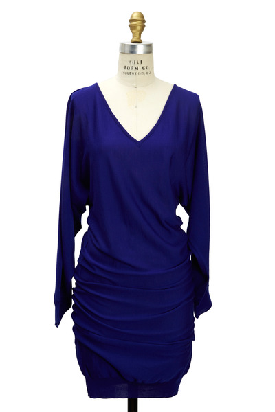 Lanvin - Royal Knit Dress