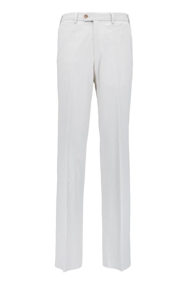 Dayne Stone Stretch Cotton Pants