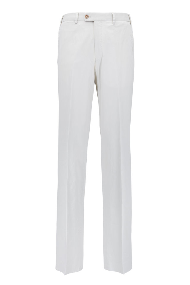 Dayne Stone Stretch Cotton Pant