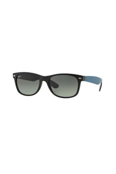 Ray Ban - Icons Matte Black Wayfarer Sunglasses