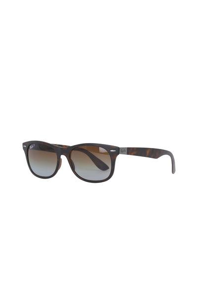 Ray Ban - Havana Brown Gradient Sunglasses