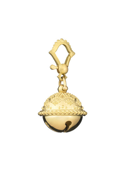 Paul Morelli - 18K Yellow Gold Bell Charm