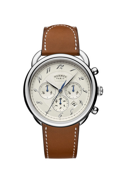 Hermès - Natural Chrono Watch