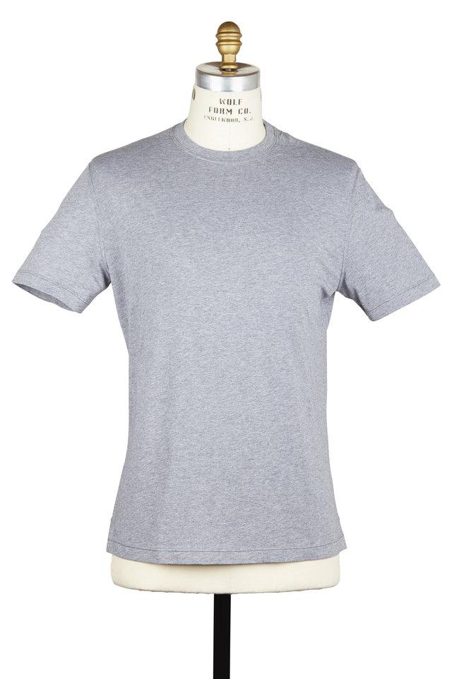 Medium Gray Cotton Shirt