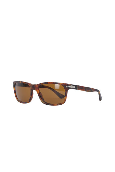 Persol - Classic Brown Sunglasses