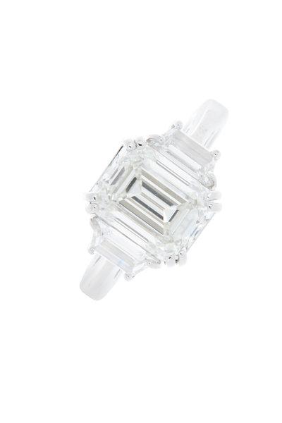 Louis Newman - Diamond Bridal Ring