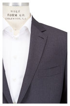 Ermenegildo Zegna - Solid Gray Micronsphere Wool Suit
